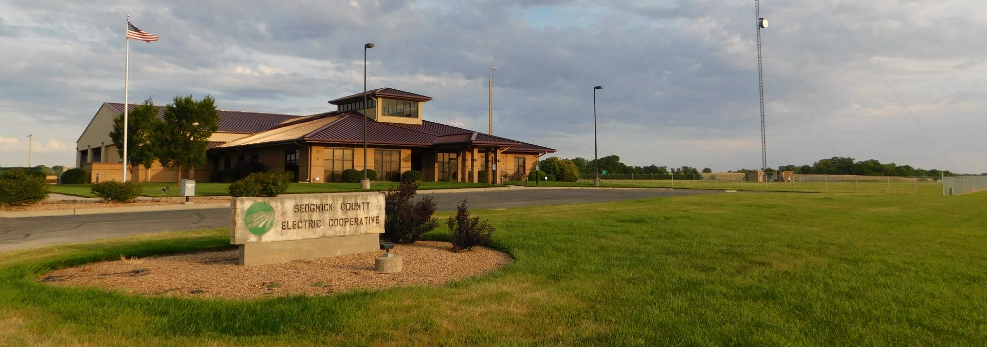 Sedgwick County Electric Cooperative Building